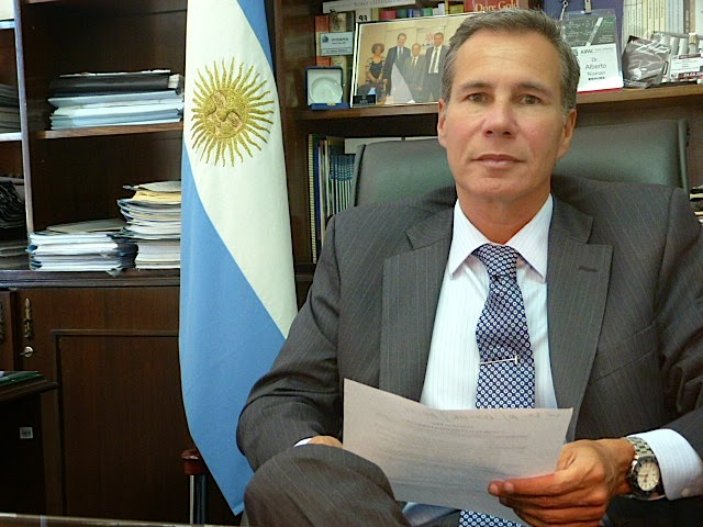 Exclusive interview with fallen Argentine prosecutor Alberto Nisman