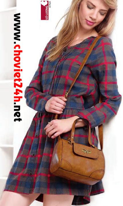 Thời trang túi xách nữ Sophie - SLF2CT