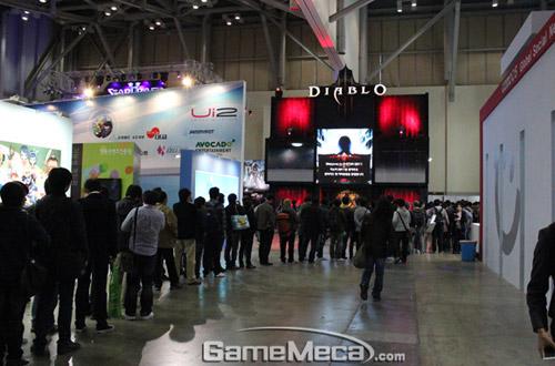 Gstar 2011: Toàn cảnh gian hàng Blizzard Entertainment 19
