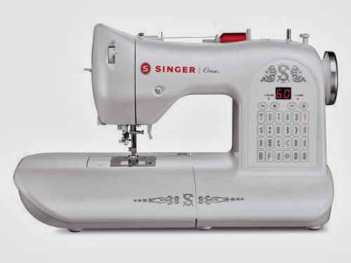 SINGER One Easy-to-Use Computerized Sewing Machine