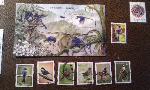 kind Postcrosser gift