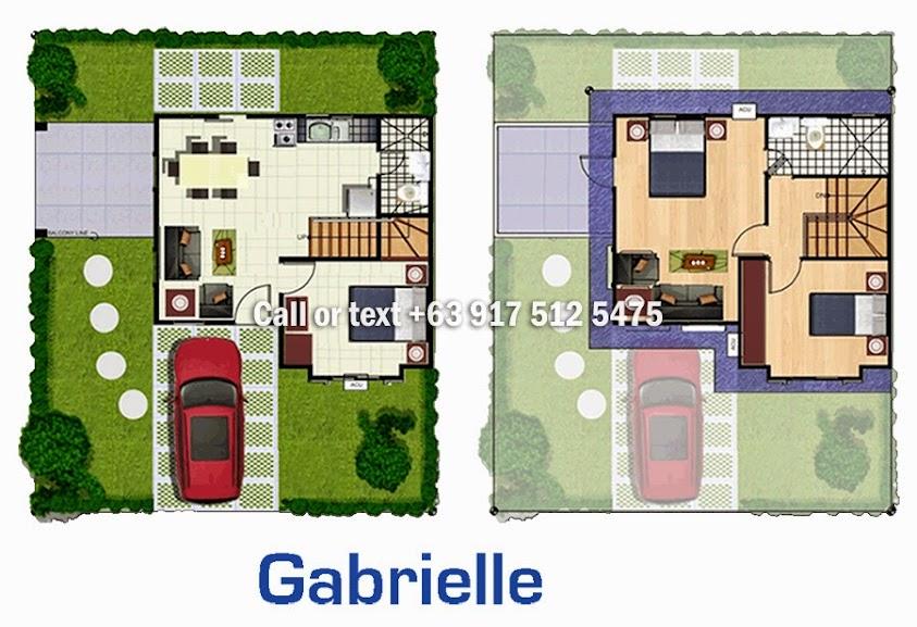 Gabrielle model house lancaster