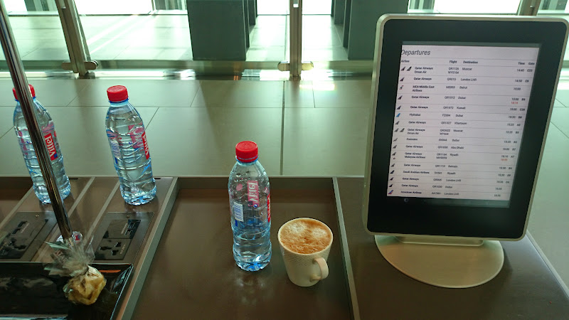 DSC 5006 - REVIEW - Qatar Al Mourjan Business Class Lounge, Doha (September 2014)