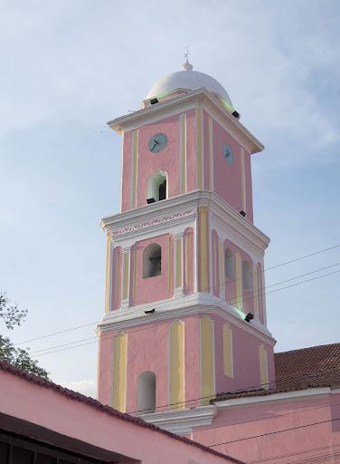 Campanario de la Iglesia Dulce Nombre de Jesús de Petare