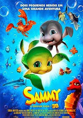 Filme Poster Sammy - A Grande Fuga DVDRip XviD Dual Audio & RMVB Dublado