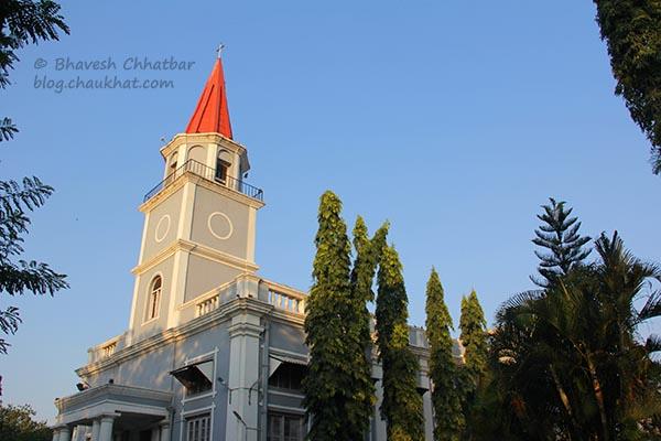 St. Mary's Church, Pune