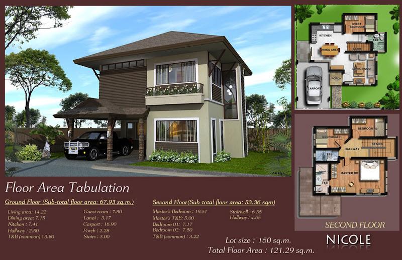 Twin Palms Residences - Nicole House Model