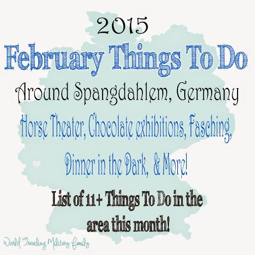 February Things To Do Around Spangdahlem