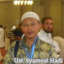 Ust. Syamsul Hadi