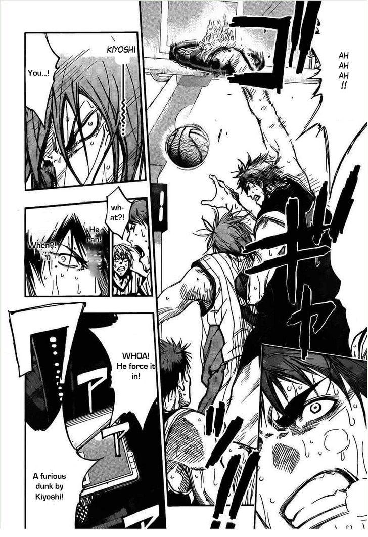 Kuroko no Basket Manga Chapter 154 - Image 18