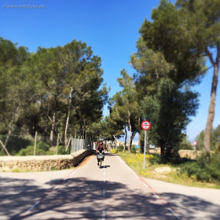 Carril Bici, Arenal - Carretera de Lucmajor