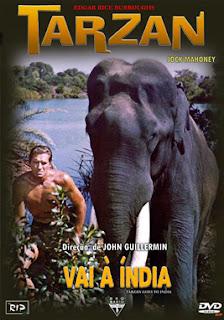 Baixar Filme Tarzan Vai a Índia   Dublado Download