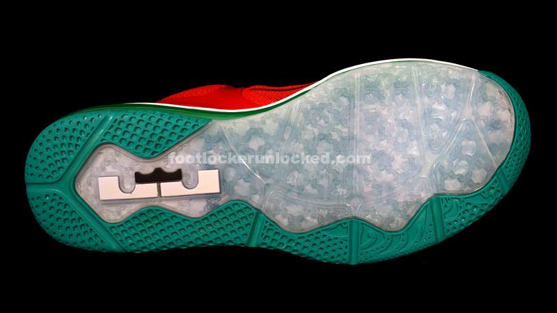 quite nice 520fa eba75 Nike LeBron 10 X Liverpool