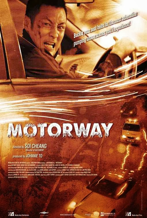 Poster Of Motorway (2012) Full Movie Hindi Dubbed Free Download Watch Online At Alldownloads4u.Com