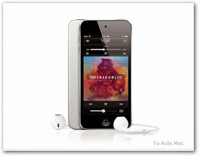Apple presenta un nuevo iPod touch 16Gb sin cámara trasera por 249€