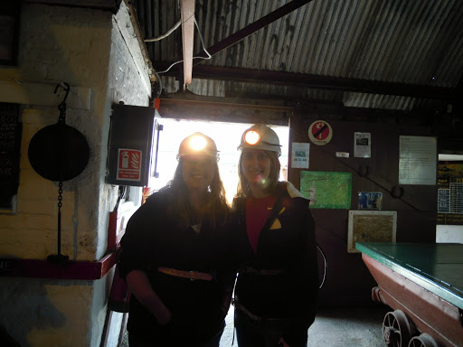 The coal mine that provided coal for the Titanic! #StudyAbroadBecause the world awaits you