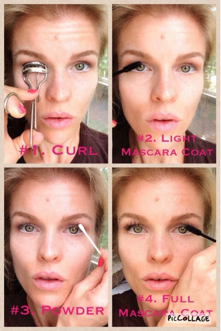 Makeup monday diy fiber lash primer everyday champagne jpg 321x480 Homemade eyelash primer