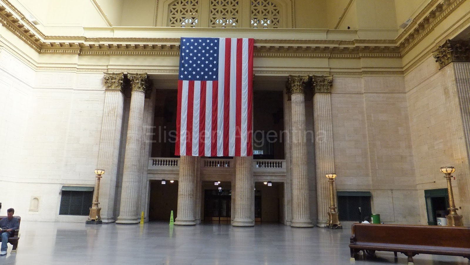 Union Station, The Loop, Chicago, Elisa N, Blog de Viajes, Lifestyle, Travel