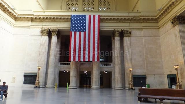 Union Station, The Loop, Chicago, Elisa N, Blog de Viajes, Lifestyle, Travel