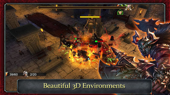 Demonrock: War of Ages v1.0 for iPhone/iPad