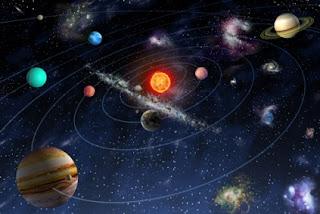 ηλιακό μας σύστημα, ελληνική επιρροή, our solar system,Greek influence