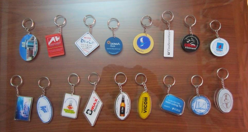 www.123raovat.com: Chổ sản xuất móc khóa làm quà tặng, móc khóa mica