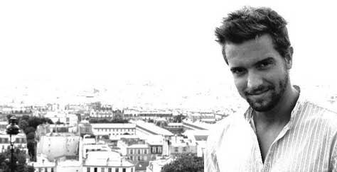 Pablo Alborán, blanco y negro