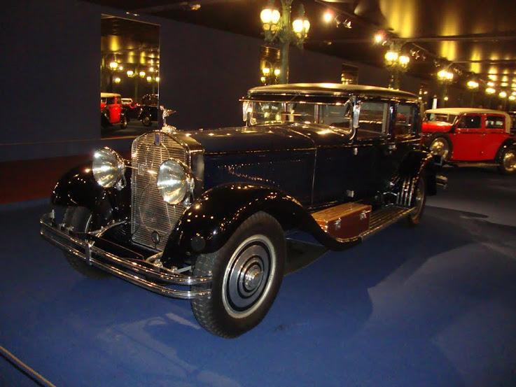 Musée Automobile de Mulhouse  DSC07069