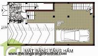 Tư vấn thiết kế nhà phố 6x12m - THI CÔNG TRANG TRÍ NỘI THẤT