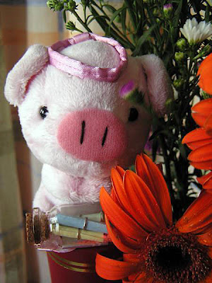 Piggy Plushie