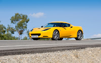 Lotus Evora S and Evora IPS yellow