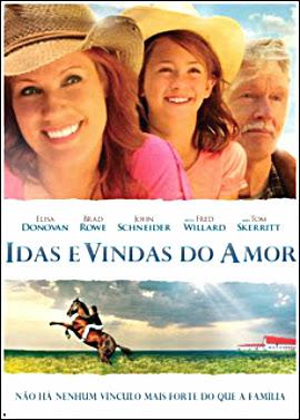 Filme Poster Idas e Vindas do Amor DVDRip XviD & RMVB Dublado