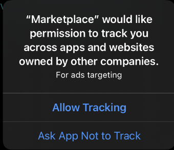 Image result for AppTrackingTransparency (ATT) framework