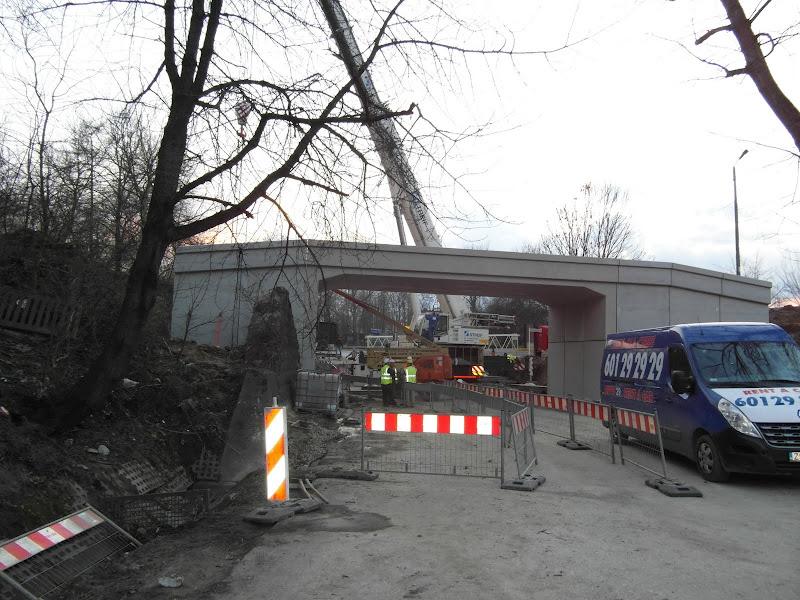 Budowa wiadukt wieliczka