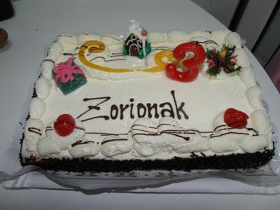 Enararen tarta