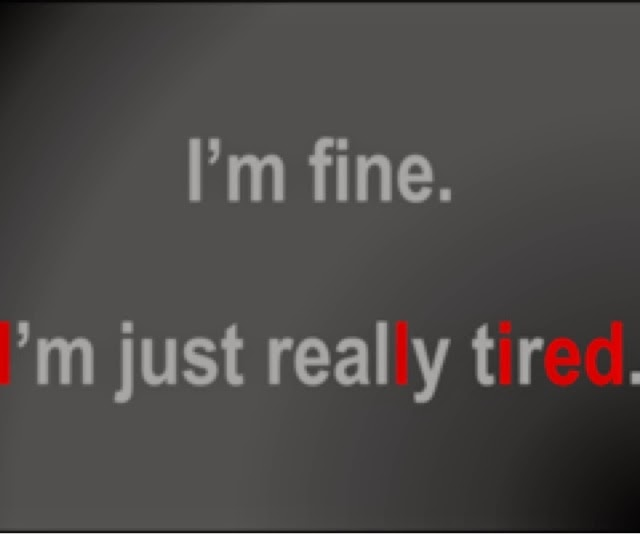 Image result for im fine