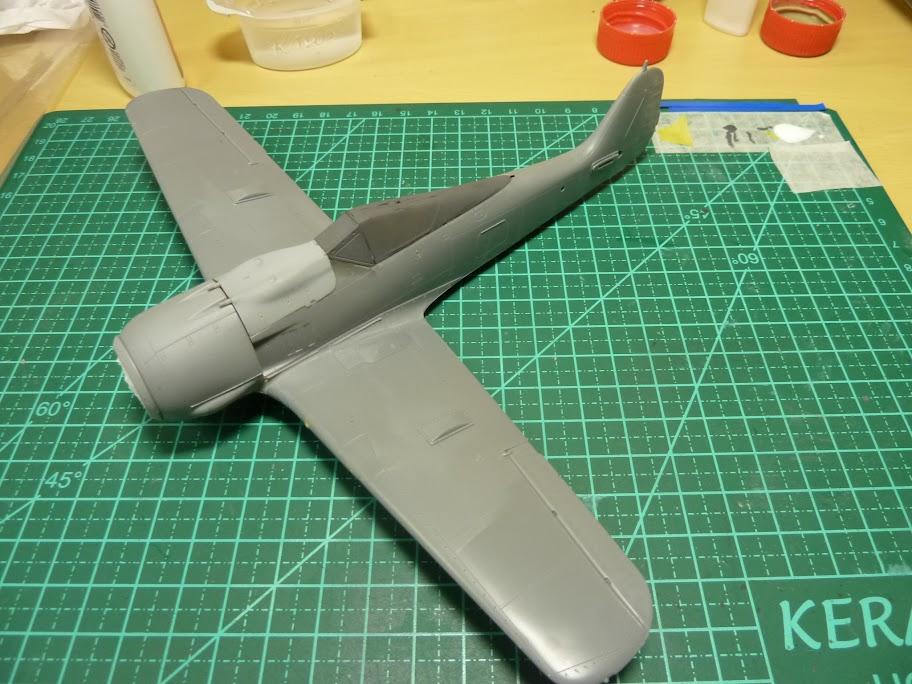 FINALIZADO 24/6 - Focke Wulf Fw 190 A-8 Tamiya 1:48 P1040763