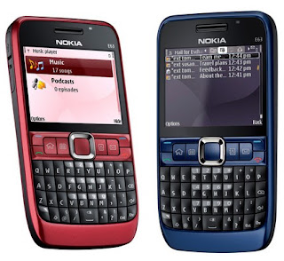 Nokia E63 - latest 3G phone