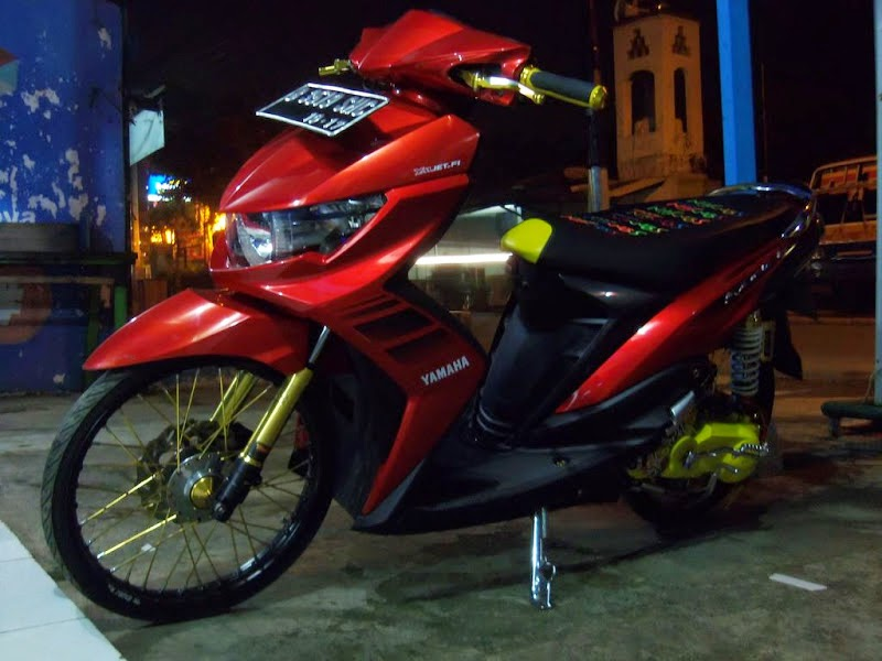 Gt 125 Modifikasi
