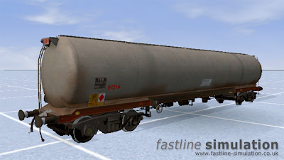 102t tank wagon with dirty textures