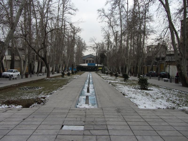 parque teheran