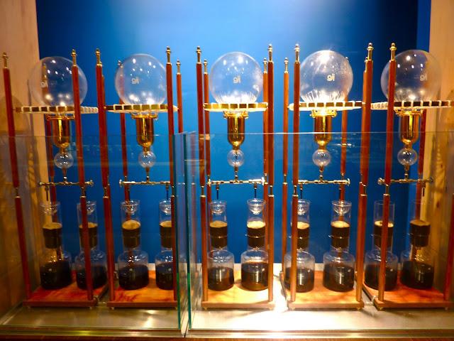 Kyoto Drip Coffee Maker : cold-brewed coffee - The BBQ BRETHREN FORUMS.