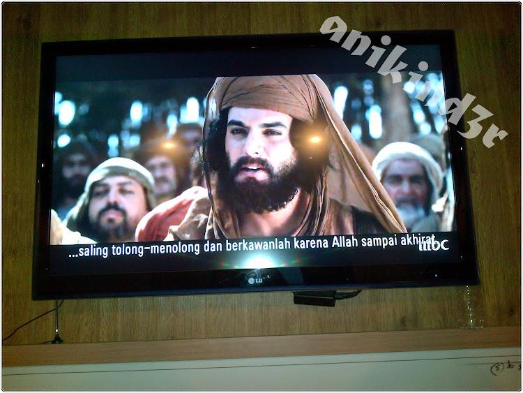 "Jual DVD Omar ""Umar bin Khattab"" HD 720p"