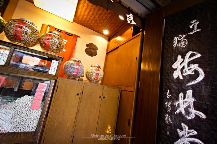 A Confectionare at Asakusa's Nakamise Shopping Street