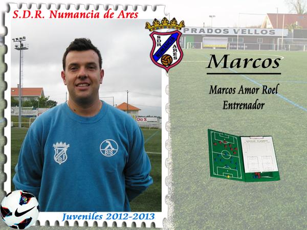 ADR Numancia de Ares. Marcos.