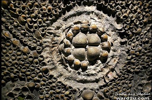 كهف الاصداف البحريه  Shell Grotto