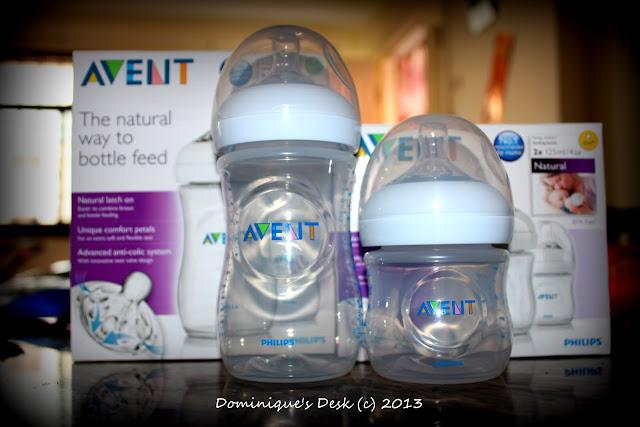 AVENT Comfort Bottles