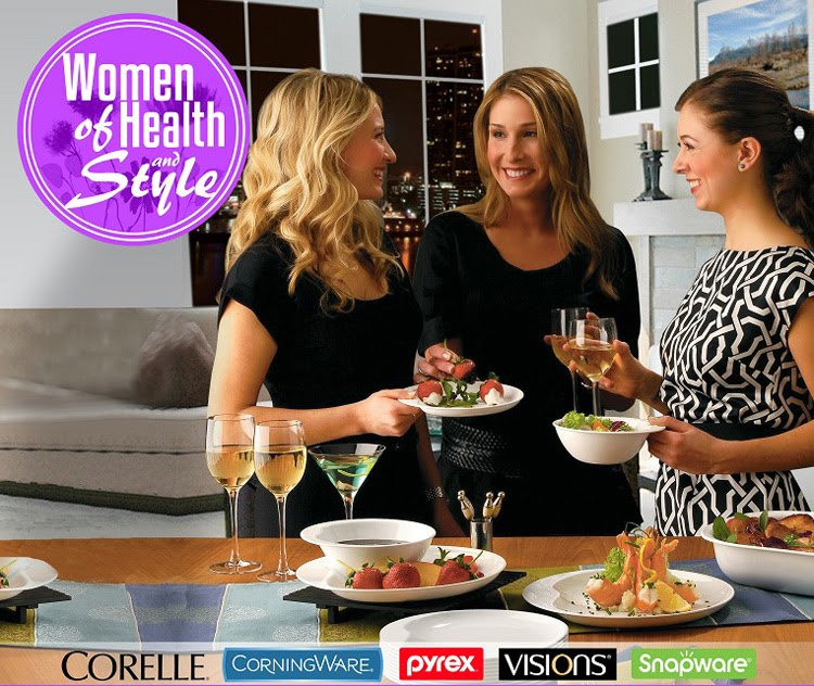 Join the Search for CORELLE's Women of Health and Style
