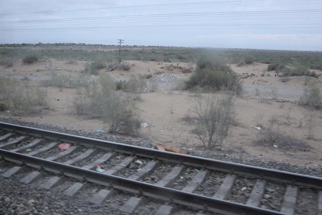 Железные дороги Туркмении