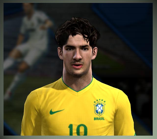 Alexandre Pato Face - PES 2013